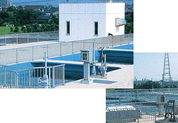 浄水場機械設備